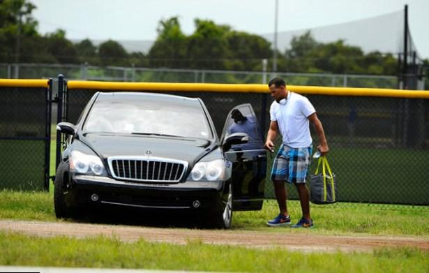 Alex Rodriguez Net Worth car