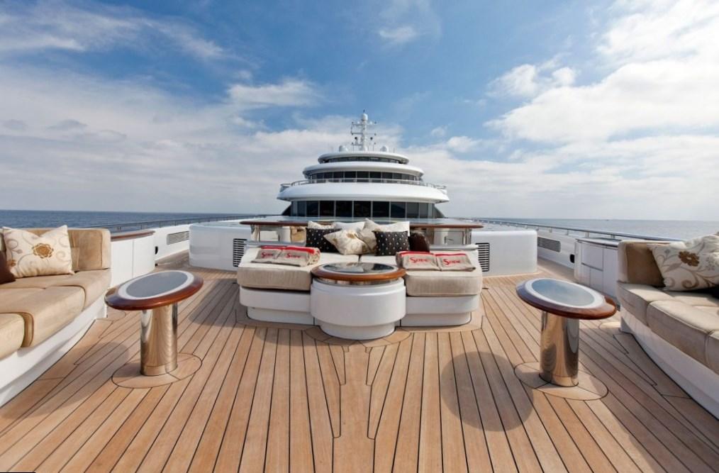 Bill Gates yacht Net Worth