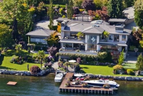 Bill Gates Net Worth house