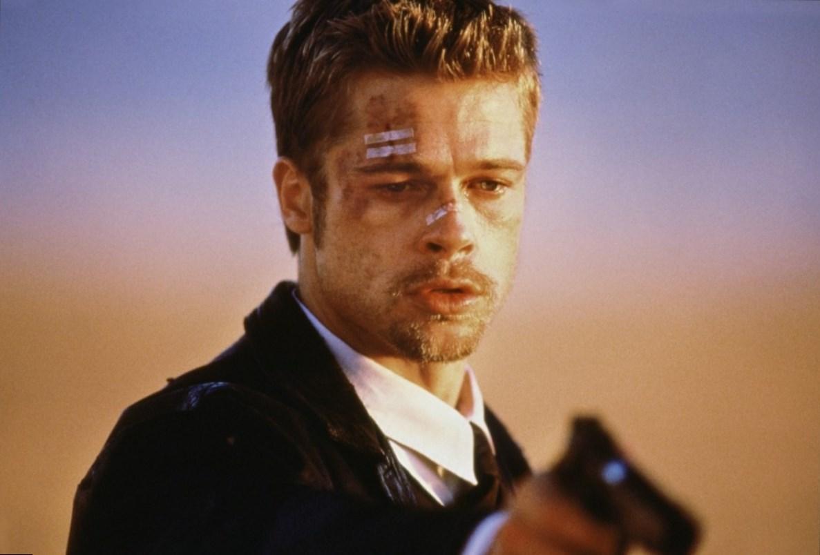 Actor Brad Pitt Net Wo...