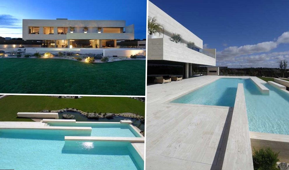 Cristiano Ronaldo Net Worth house