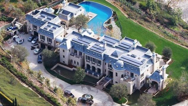 Floyd Mayweather Net Worth house