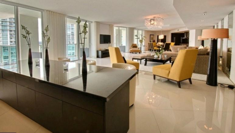 Floyd Mayweather house Florida penthouse