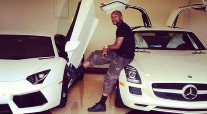 Floyd Mayweather Net Worth cars