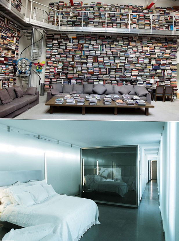 Karl Lagerfeld Net Worth house