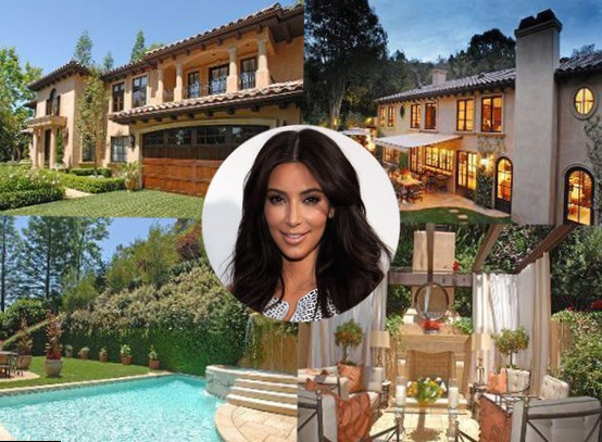 Kim Kardashian Net Worth house