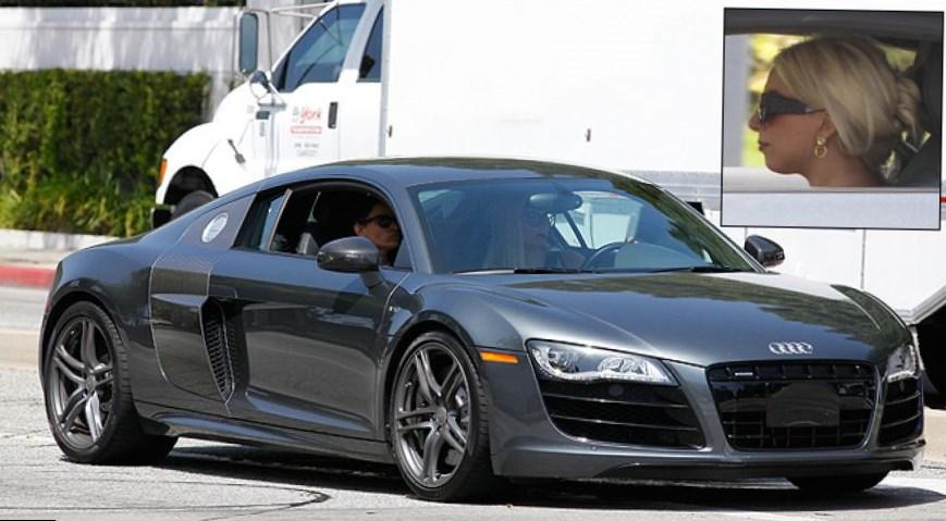 Lady Gaga Net Worth car