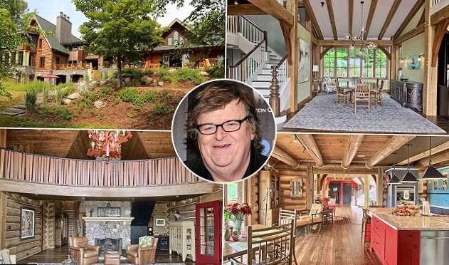 Michael Moore  house