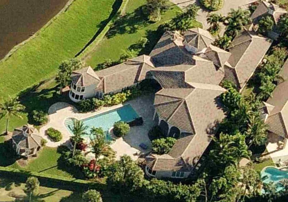 Williams Net Worth house