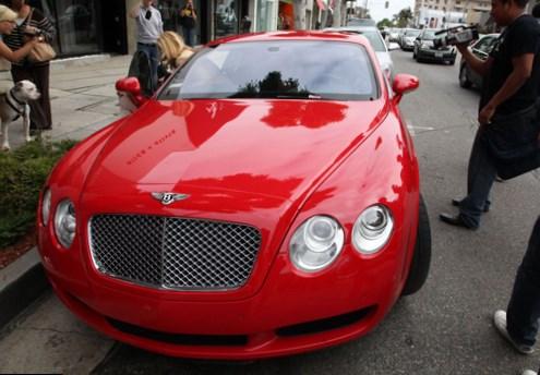 Serena Williams Net Worth car
