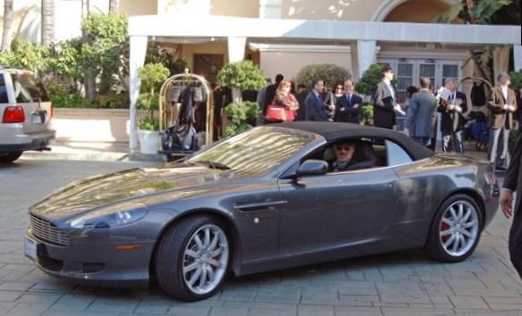 Steven Spielberg Net Worth car