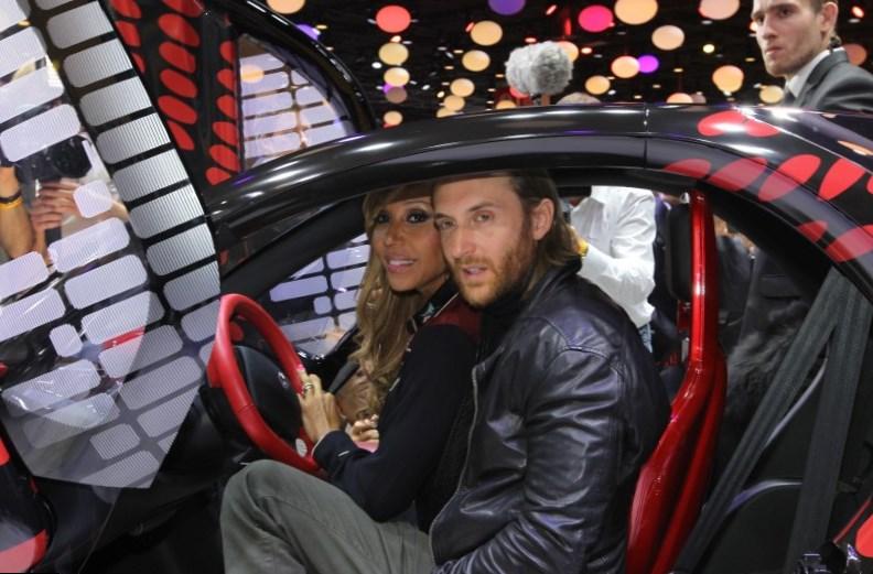 David Guetta car