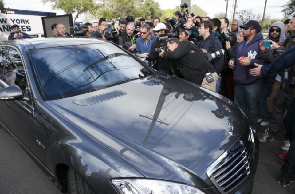 Derek Jeter Net Worth car