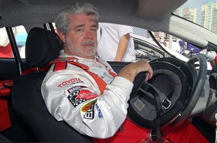 George Lucas car