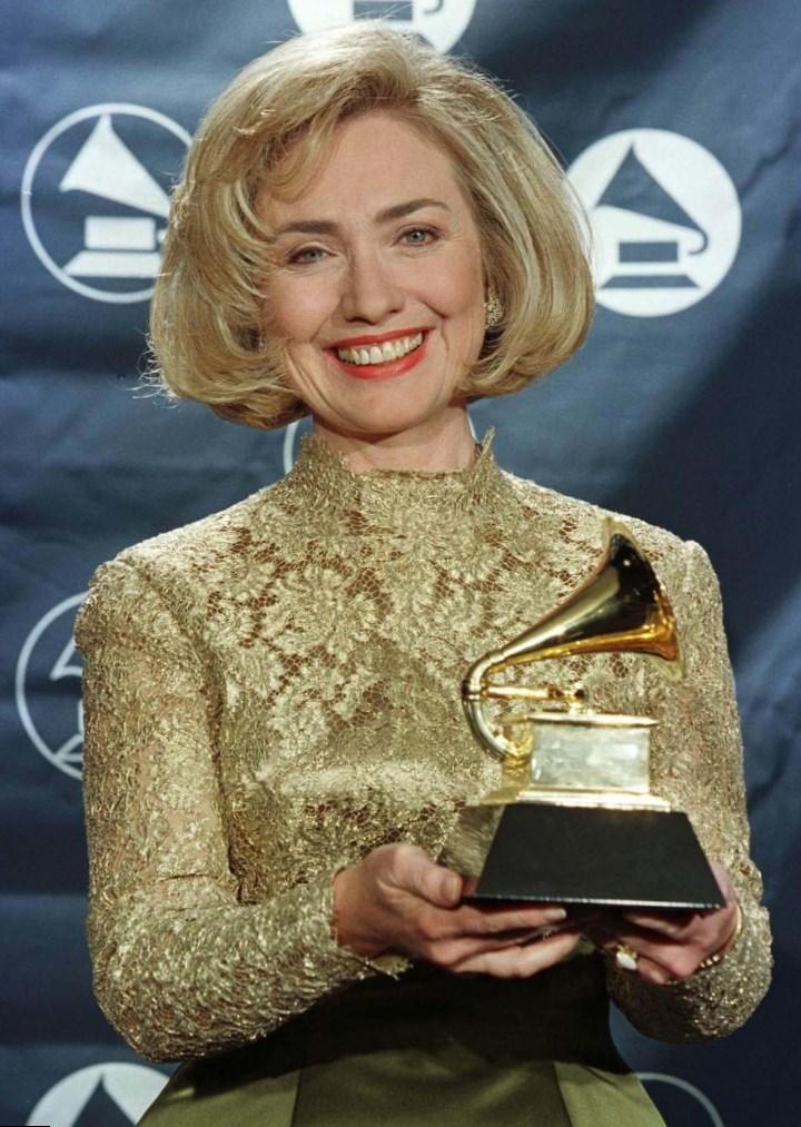 Hillary Clinton Net Worth award