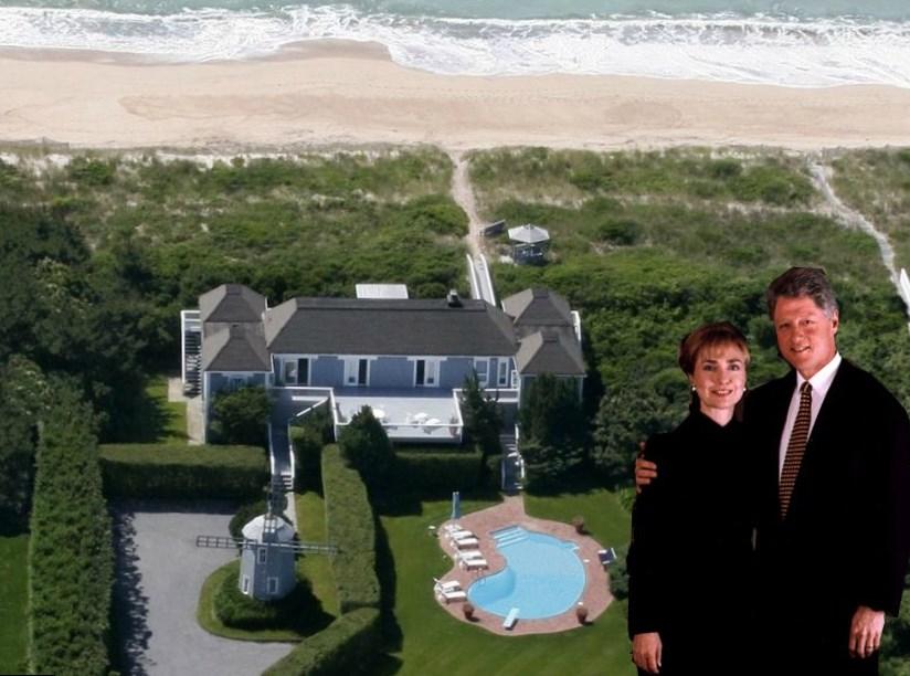 Hillary Clinton Net Worth house