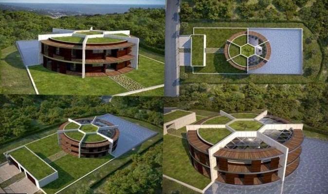 Lionel Messi Net Worth house
