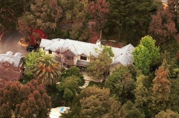 Mark Hamill house