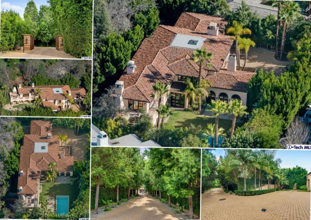 Miley Cyrus  house