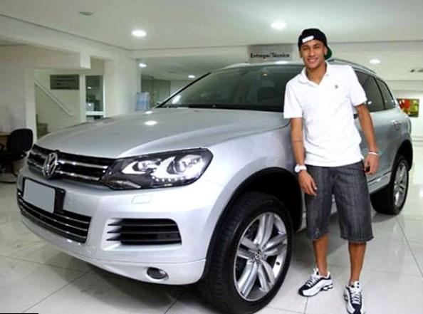 Neymar S Car