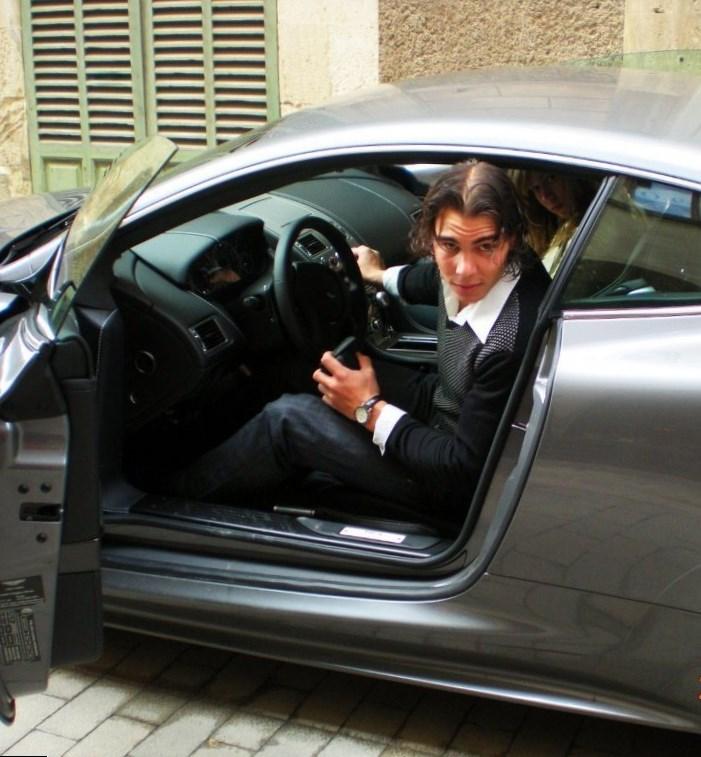 Rafael Nadal Celebrity Net Worth
