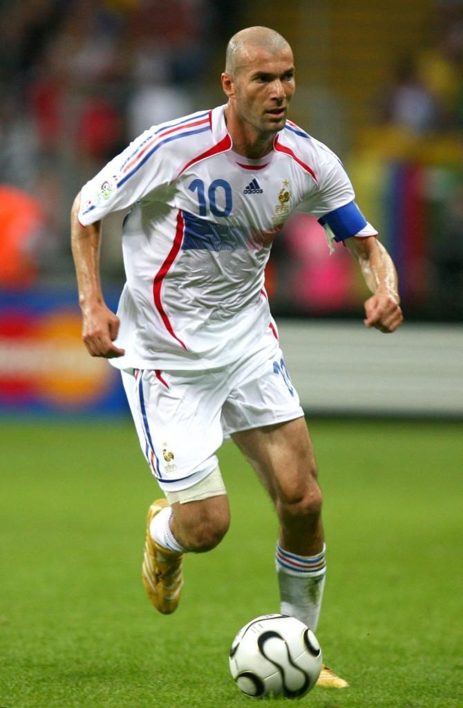 Zinedine Zidane