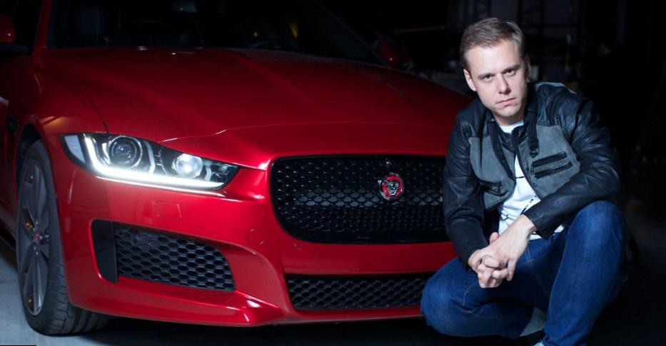 Armin Van Buuren Car