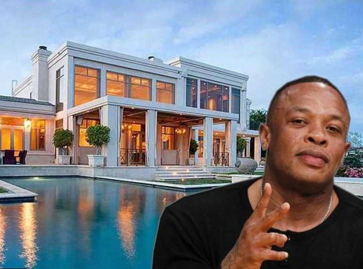 Dr Dre house
