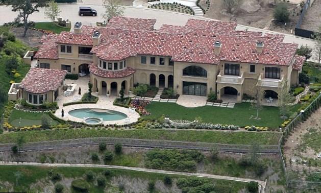 Janet Jackson house