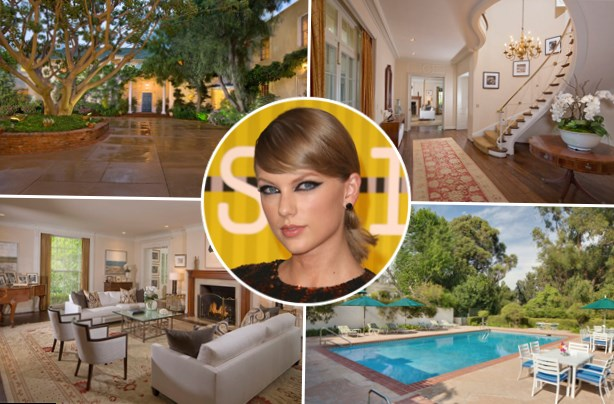 Taylor Swift house