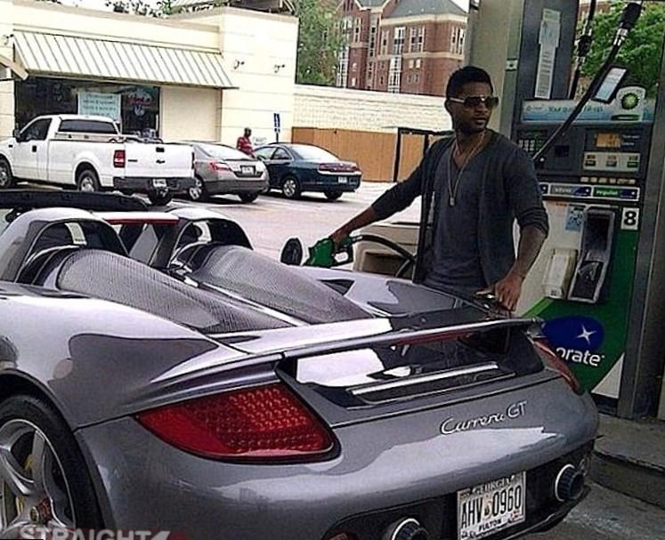 Usher car