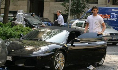 Zlatan Ibrahimovic car