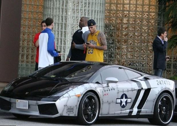 Chris Brown Cars: Chris Brown Net Worth
