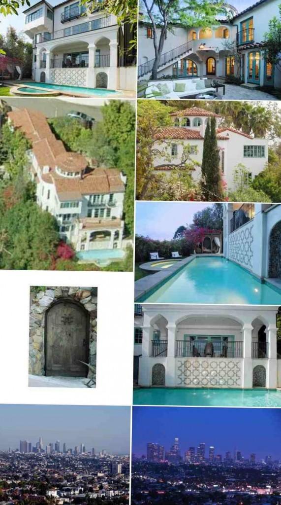 Gerard Butler house
