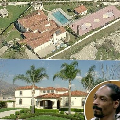 Snoop Dogg house