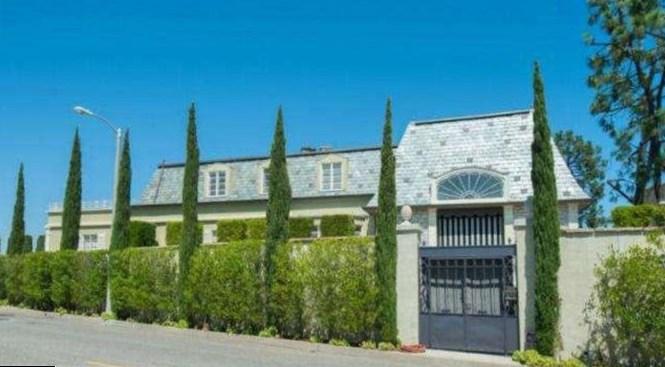 Chloe Moretz house