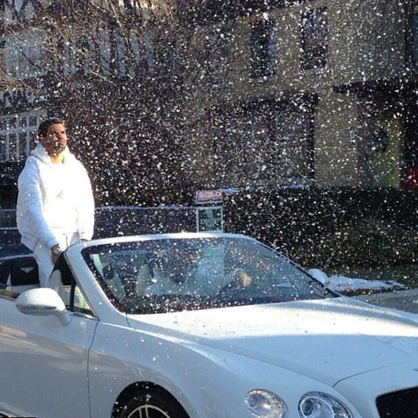 Drake car