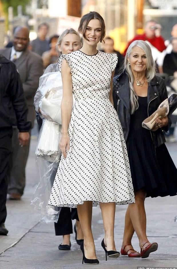 Keira Knightley net worth:family