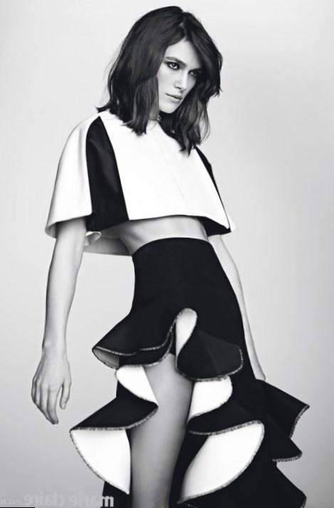 Keira Knightley net worth:model-marie-clarie