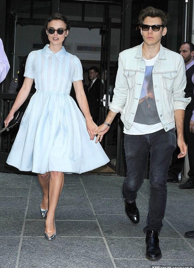 Keira Knightley net worth:husband