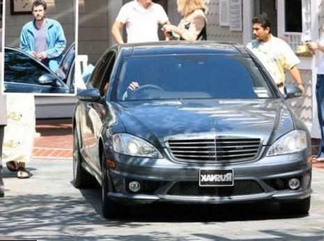 Ben Affleck car