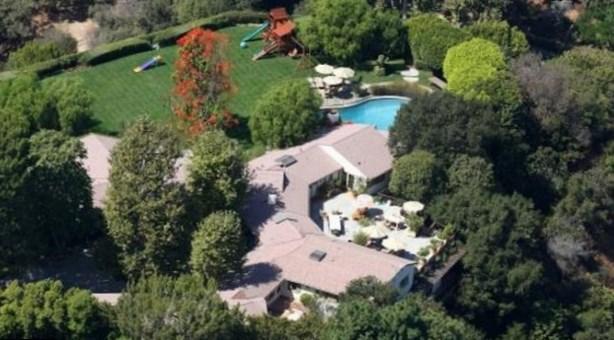 Ben Affleck house
