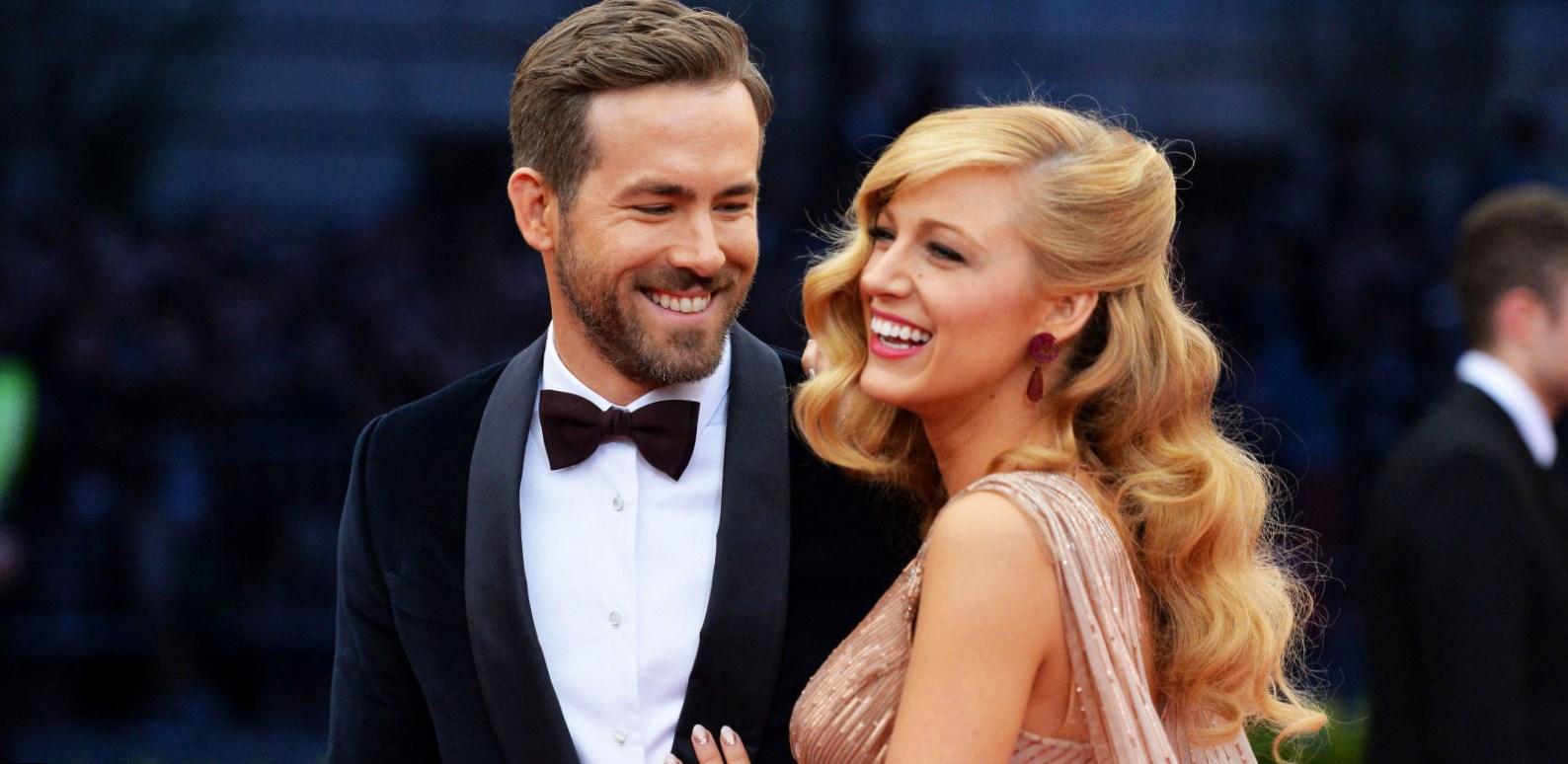 Blake Lively net worth... Ryan Reynolds Salary
