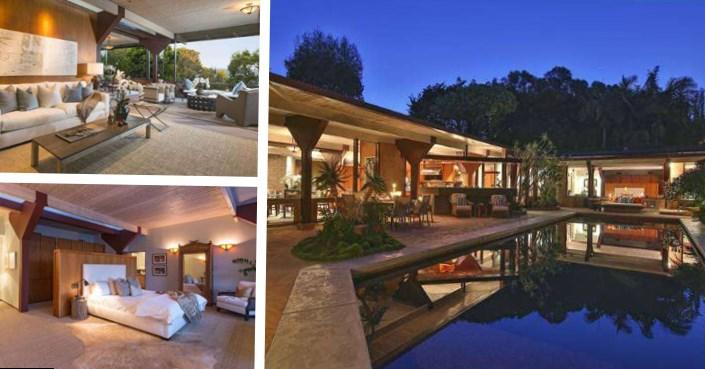 Chris Martin house