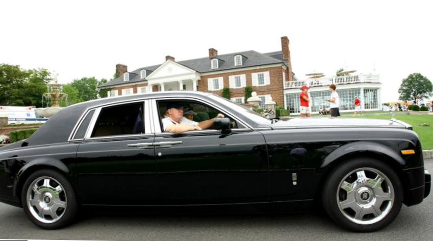 Donald Trump Car