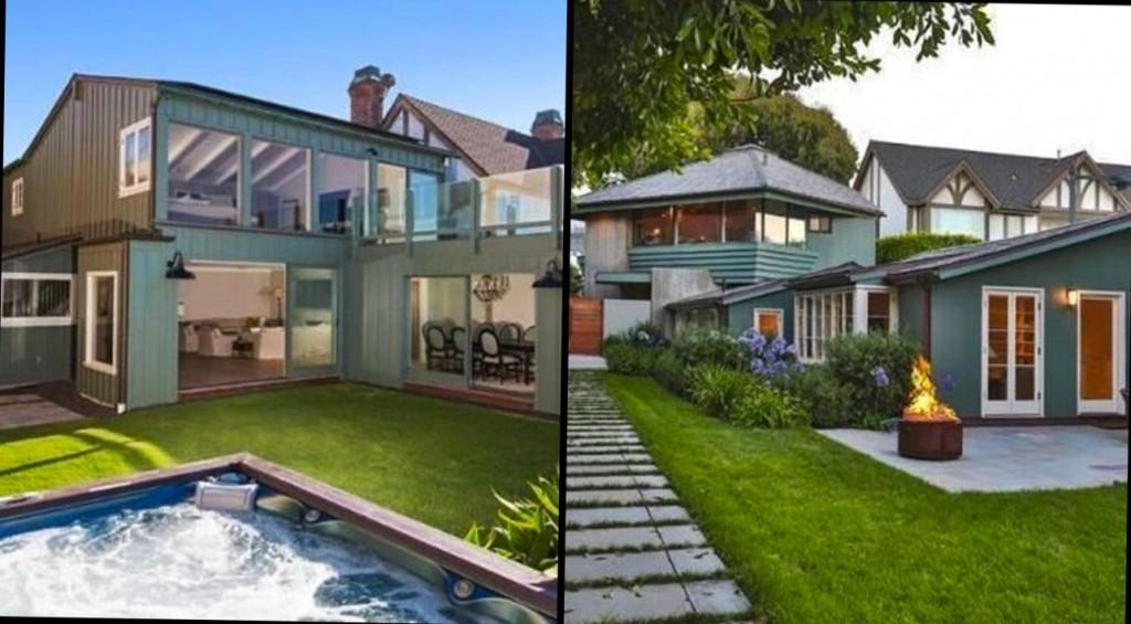Leonardo DiCaprio house