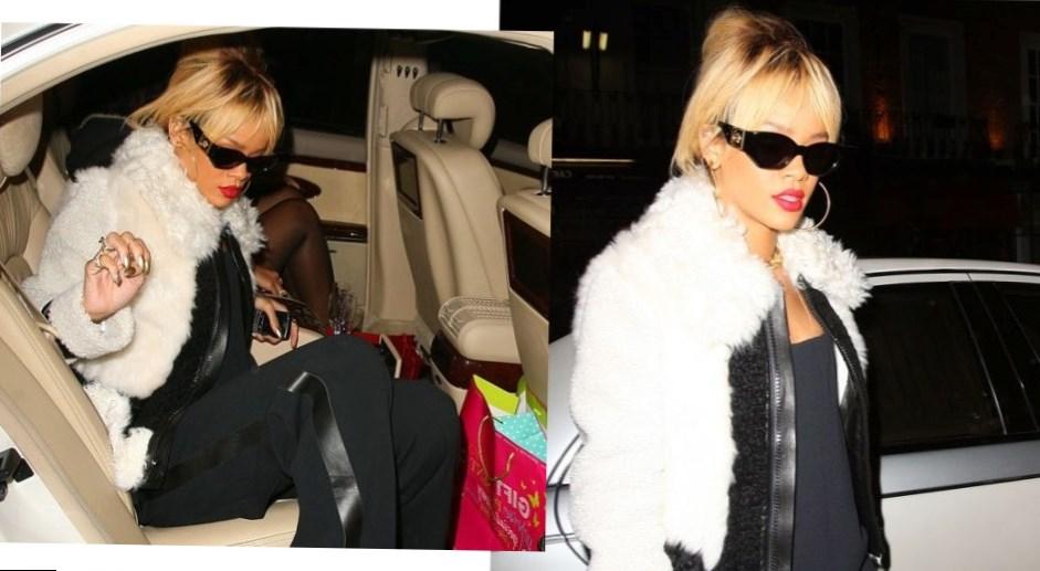 Rihanna cars