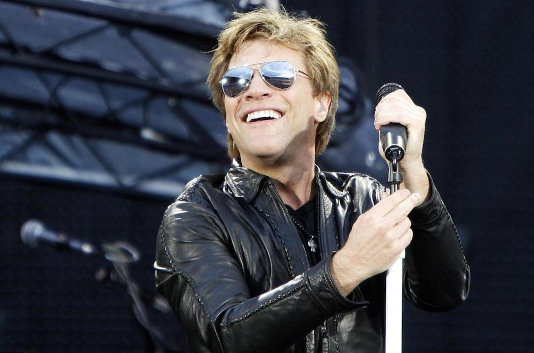 Jon Bon Jovi Celebrity Net Worth Salary House Car