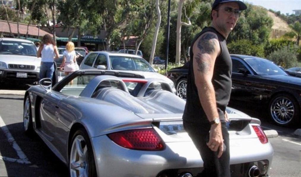 Nicolas Cage Celebrity Net Worth Salary House Car