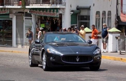 Robert De Niro car